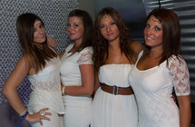 Photo 11 / 229 - White Party hosted by RLP - Samedi 31 août 2013